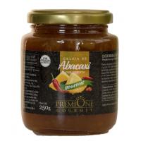 Geleia de abacaxi com pimenta 250g - Premione Gourmet