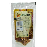 Dehydrated Pineapple 50g  - Naturita